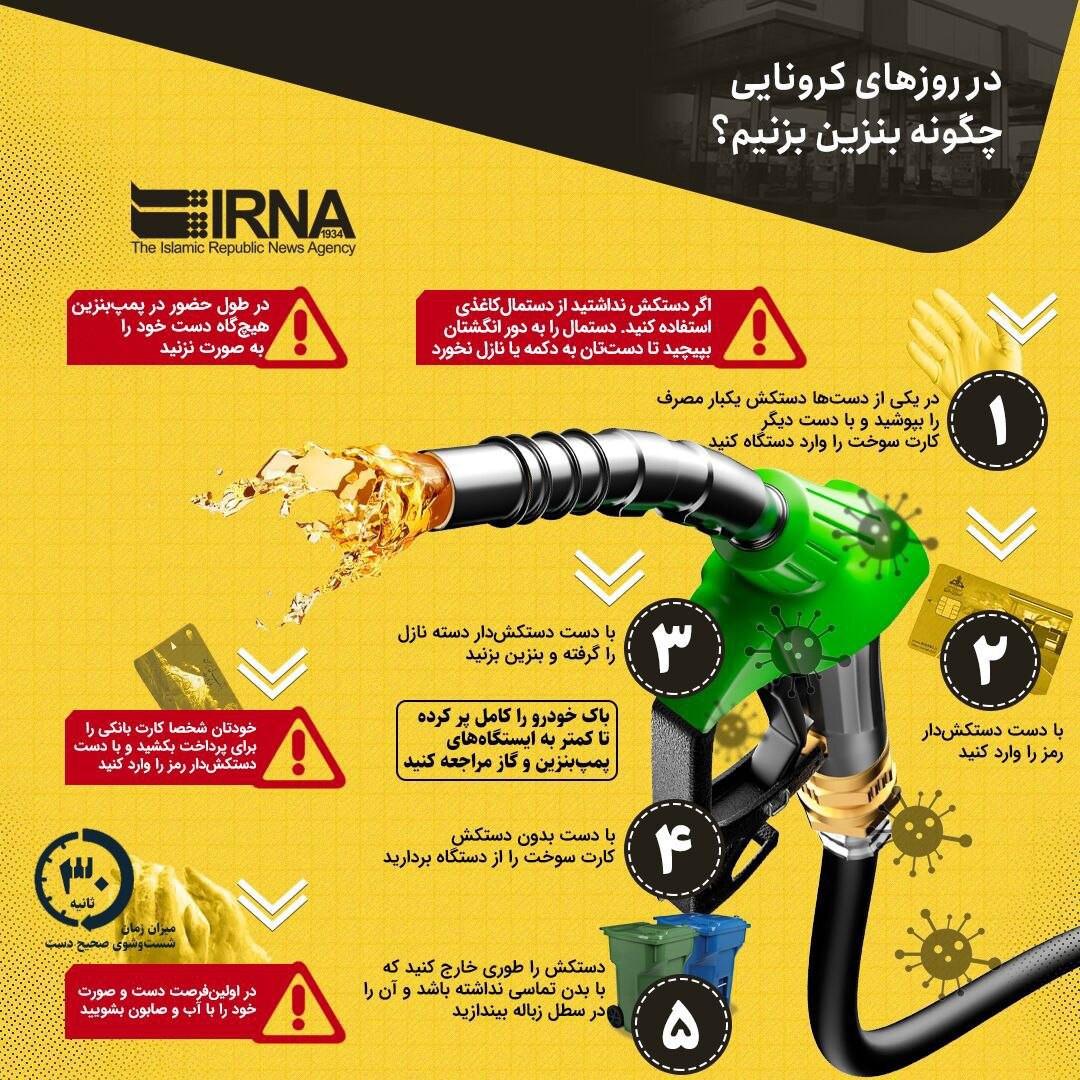 در جایگاه سوخت چگونه بنزین بزنیم؟